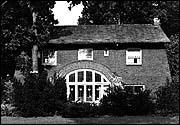 Chambers House, 10330 S. Seeley, Italianate, photo by Barbara Crane