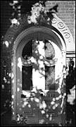 Italianate-style Doorway, photo by Barbara Crane