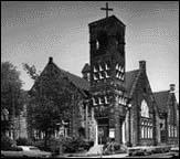 Church of Our Savior Episcopal, 1974, by Barbara Crane