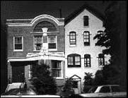 Sullivan-designed Residence, 2147 N. Cleveland, photo by Barbara Crane