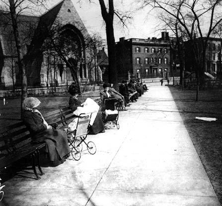 Park, Circa 1909