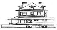 Original elevation drawing