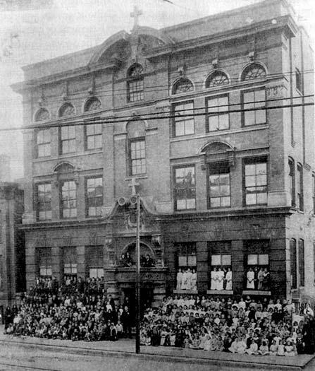 Assumption School, 1900