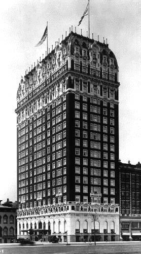 Exterior, circa 1912