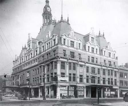1905 Exterior