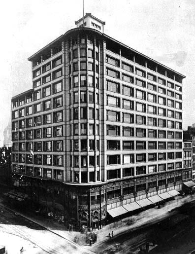Exterior View, circa 1904