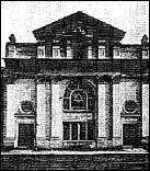 The building as it appeared in 1899