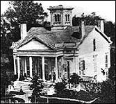 Exterior, circa 1857