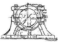 Pivot Bearing Block Drawing