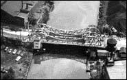 Overhead View, 1952, Courtesy of Chicago Department of Transportation