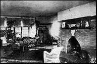 Living Room, circa 1900