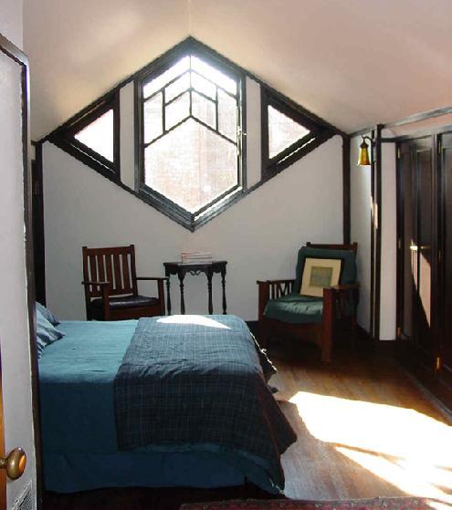 Bedroom. Photo by Michael Zimny, 2003