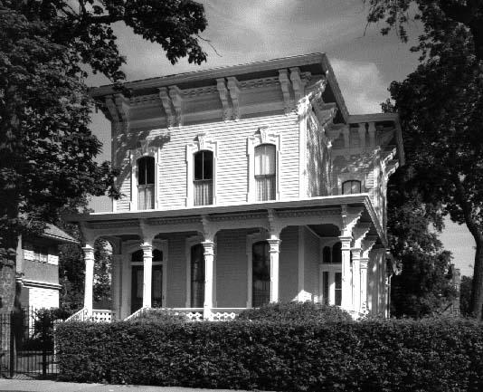 Front Facade, 1997, photo by Bob Thall