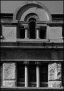 Upper Story Detail, photo by Bob Thall