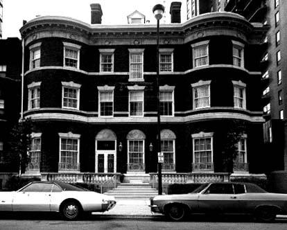 Street Elevation, 1972, photo by Barbara Crane