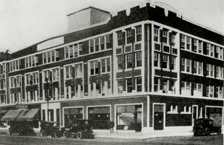 Exterior View, c.1923