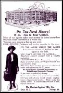 Company Advertisement, 1923