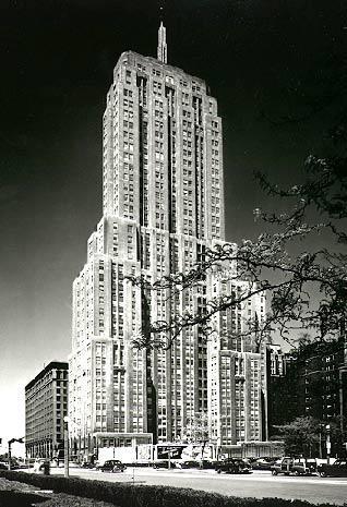 Exterior, 1929