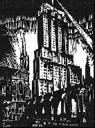 Sketch, Charles Turzak, 1933
