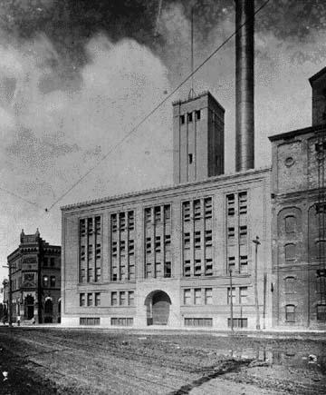 Exterior, circa 1902
