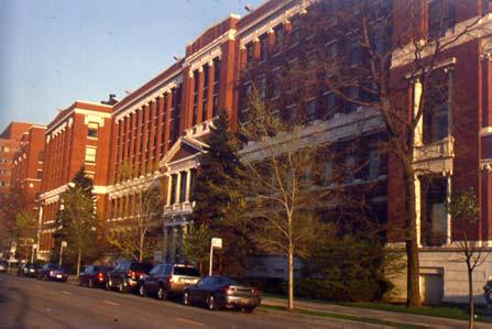 Exterior view, photo by Dennis McClendon, 2002