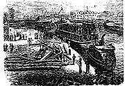 Reopening of I&M Canal in 1871