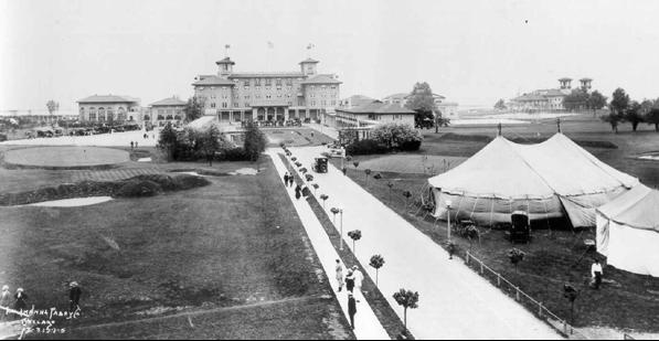 South Shore Cultural Center, photo 1909