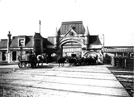 View, circa 1905