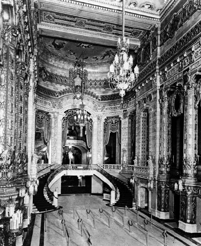 Main Lobby, circa 1925