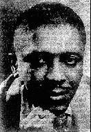 Radio announcer Al Benson 1951 photo