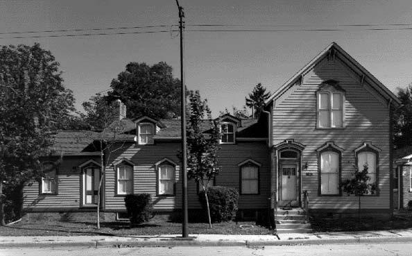 Street Elevation, 1996, photo by Bob Thall
