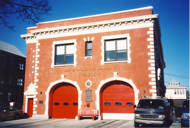Exterior view, CCL, 2003