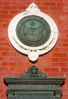 Crest detail, CCL, 2003