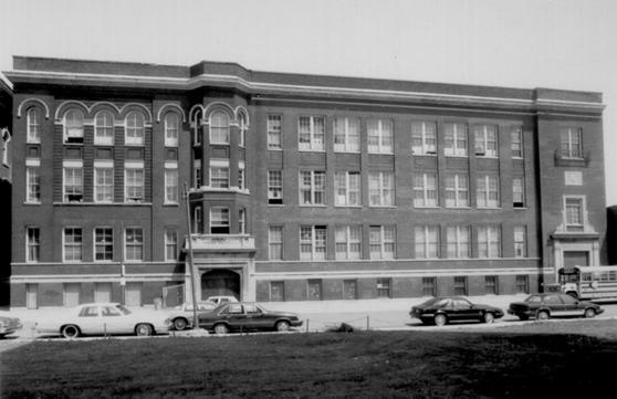 James Ward Public School building addition