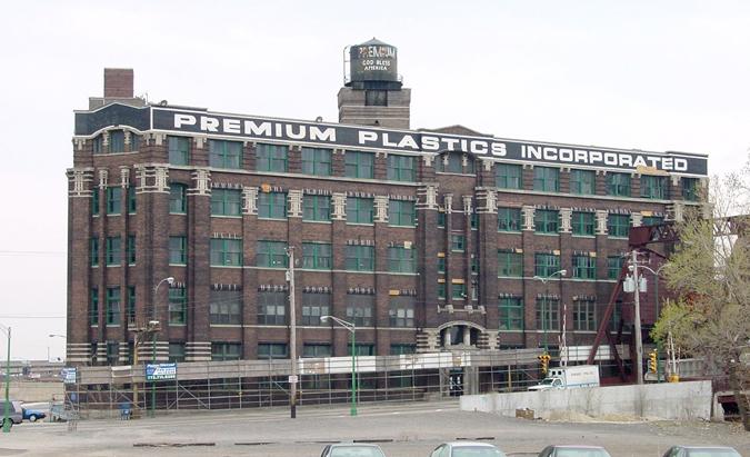 W. M. Hoyt Company Building, 465 W. Cermak. Photo by Heidi Sperry, CCL, 2003