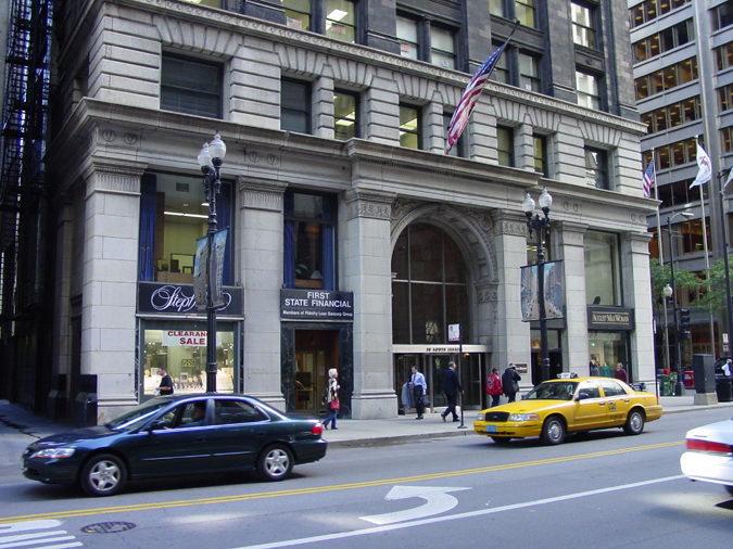 New York Life Building, photo by Terry Tatum, CCL, 2002