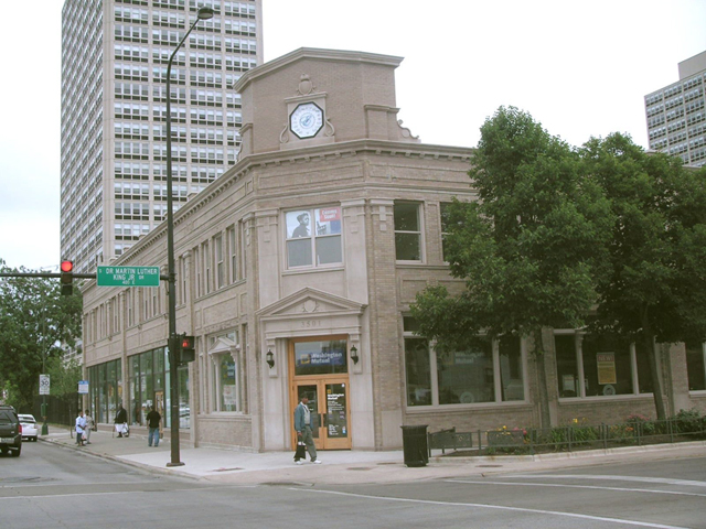 Exterior, Photo by CCL, 2006