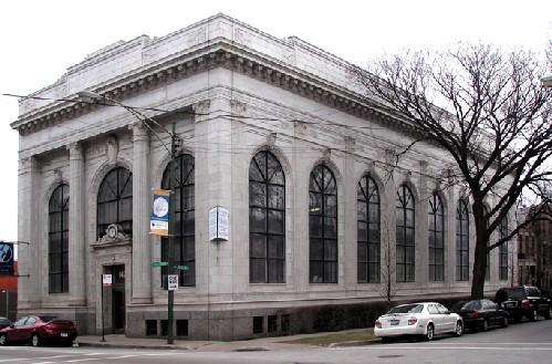 Former Fullerton State Bank