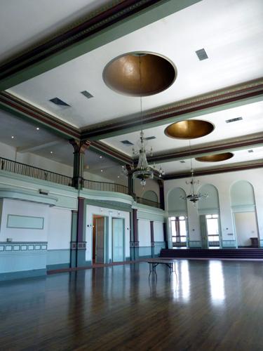 Second Floor Ballroom