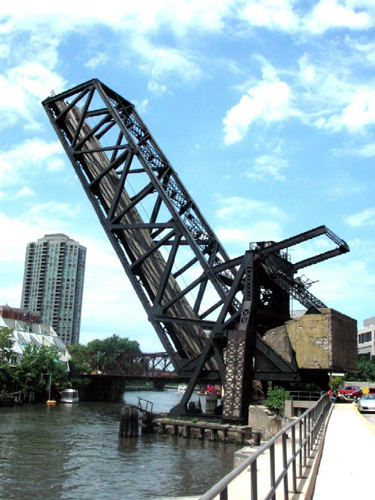 Chicago & Northwestern Railway Bridge