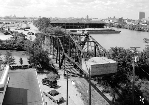 Chicago, Milwaukee & St. Paul Railway Bridge No. Z-2, Historic American Engineering Record