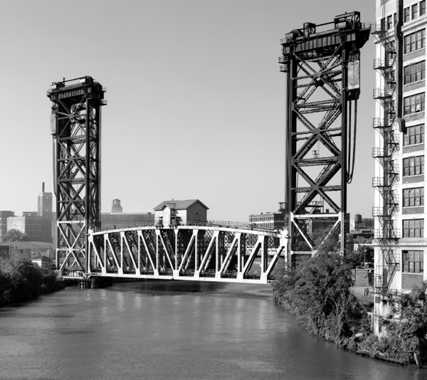 Pennsylvania Railroad Bridge, Historic American Engineering Record