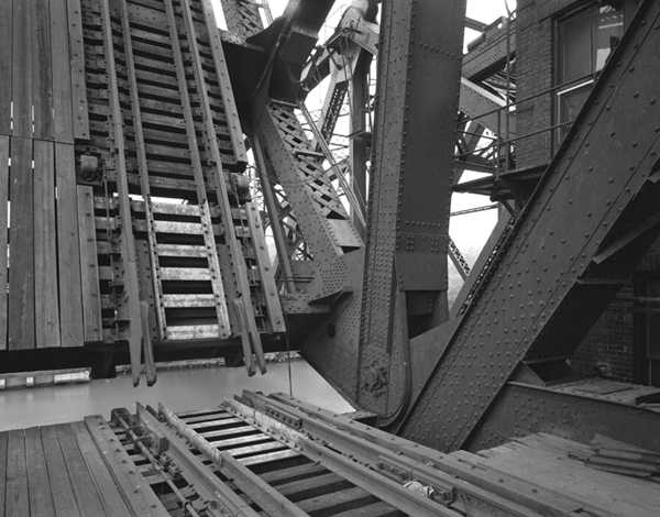 Raised position, Historic American Engineering Record