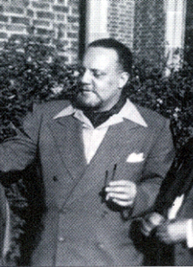sociologist Horace Cayton, Jr.