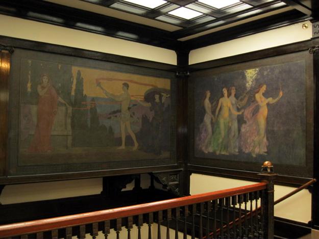 10th floor murals