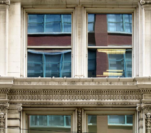 Window bay detail