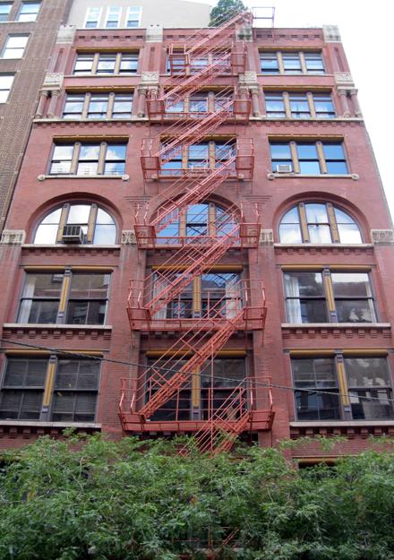 Morton Building 600 S. Dearborn St.