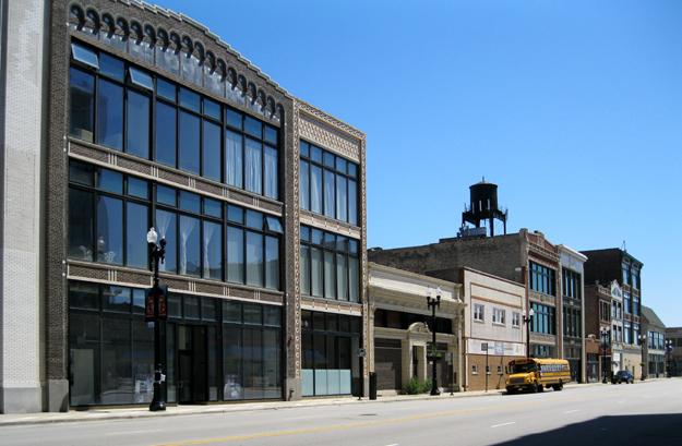 Block of 2300 S. Michigan Ave.