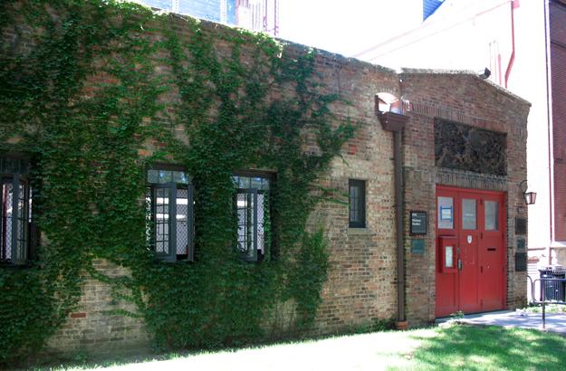 Ingleside Ave. elevation