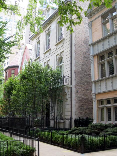 Block of 1400 N. Astor St.